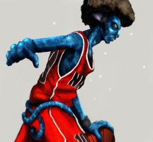 Avatar afro Clean version 1.1 by KenZacal