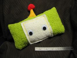 Katamari Plush pillow by zelas