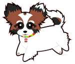 A Happy Pappy Pixel by Cappies