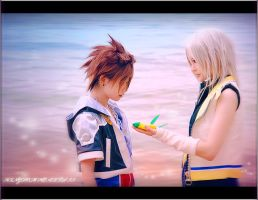 KINGDOM HEARTS II by Ryuichirandoll