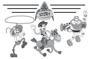 1930s Toy Story by JK-Antwon