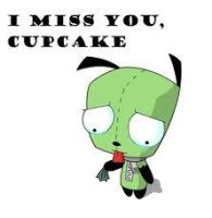 Gir With Cupcake by Mr-Artful