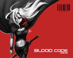 Blood Code: Hera by ShiroiNeko-sama