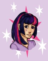 MLP:FiM Twilight Sparkle by ninja-emo