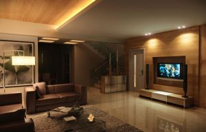 Living Room by Overstone