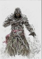 Ezio Auditore Revelations by Cornuts16
