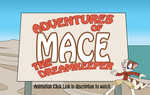 Adventuers of Mace the Dreamkeepr (Animation) by Lord-Kiyo