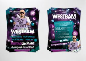 partysan pres. westbam by homeaffairs