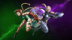 Street Fighter X Tekken Cammy White/Nina Williams by SamuraiSociety