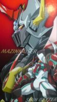Shin Getter Robo and MazinKaiser Obari Style by RyugaSSJ3