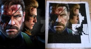 MGSV: Ground Zeroes Project Update 19 by Snake-Fangirl