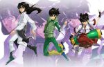 Rock Lee team by EdoTastic