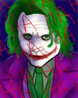 Why so serious? by marron
