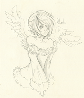 Charlie sketch by clover-teapot