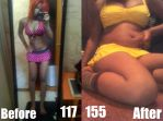 Weight Gain Comparison by GainerMaybe
