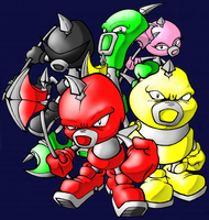 Axem Rangers by Toxic-Eye