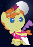 A princess for Nightmare Night by pippastrelle13