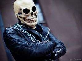 Ghost Rider by KinslayeR13