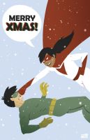 Xmas 2012 by charpal