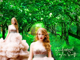 Taylor swift entered the secret garden by b-monkey3
