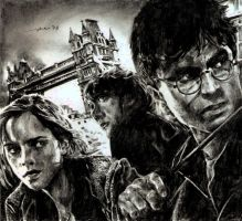 Harry Potter by tengari