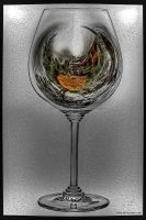 The Glass by Drchristophers