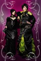 abymsinthe and victor'ian by BlackNorns