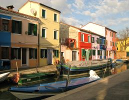 Colors of Burano II by cerenimo