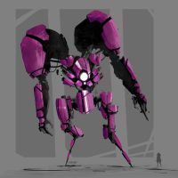 Mechdoodle by Hardbi7