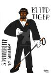 Speakeasy Spinnerette: Blind Tiger by Selecthumor