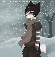 Freaking cold by jolokas