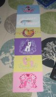 Pony Profile Cards by CheerBearsFan