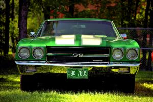 Chevelle 1970 by RockRiderZ