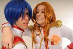 Miki and Jury - close up by LaMisere