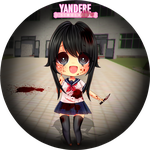 Yandere Chan by Patty-Blau