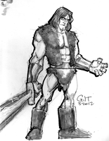 DSC 32012 - Thundarr the Barbarian by GilTriana