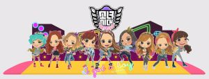 SNSD I GOT A BOY by squeegool