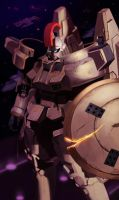 Tallgeese by matthewmcentire