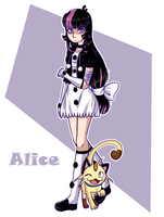 Alice and Hansel by Rumay-Chian