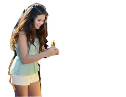 Png selena gomez kca2013 by militinista10
