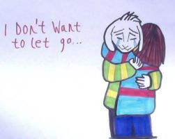 I Don't Want To Let Go... by TolryntheMage