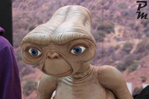 E.T at Movie Buffs by Peachey-Photos