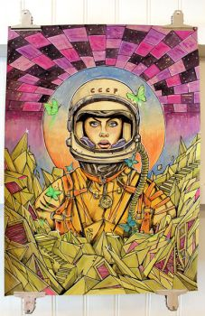 Lost in space by albertoo