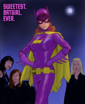 TLIID Live-action team-up Batgirl - Birds of Prey by Nick-Perks