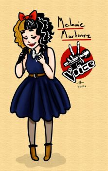 Melanie Martinez by awsometastical101