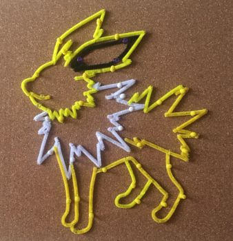 Jolteon by Polynesiangirl