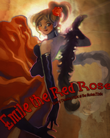 R. R. Emille Poster by curtisdraws