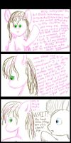 Fluffies 4 and 1/2~Message from the Artist by DragonsAndDreamscape