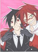 Black Butler: Love Amore by AnimeJanice
