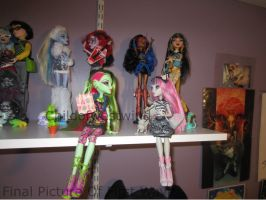 Monster High Collection Update 13 by Childofwestwind